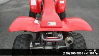 8. 2004 Honda Sportrax 400EX  - RideNow Powersports Tucson -...