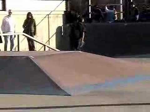 Oak Park Skateboard Contest