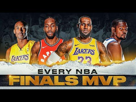 EVERY NBA FINALS MVP | Jordan, Kareem, LeBron and MORE 🏆