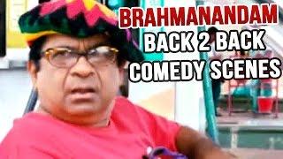Brahmanandam All Time Hit Comedy Scenes Epi 4 || Non - Stop Back To Back Telugu Comedy Scenes