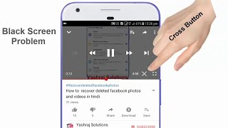 Video How to remove X button from youtube videos ||by yashraj solutions|| MP3, 3GP, MP4, WEBM, AVI, FLV Juni 2019