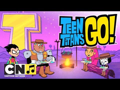 Юные Титаны, вперед ♫ Куча денег ♫ Cartoon Network