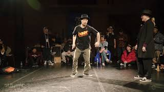 Zinwon vs Kriss – POP ON BATTLE VOL.6 QUARTER FINAL