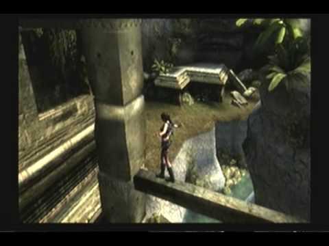 Tomb Raider Underworld Playstation 2