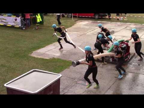 Hasičská soutěž Bohdalín
