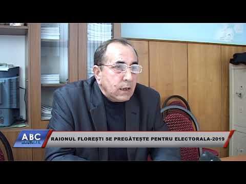 Raionul Florești se pregătește pentru Electorala-2019