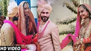 Video Sonam Kapoor And Anand Ahuja Marriage | FULL HD Event MP3, 3GP, MP4, WEBM, AVI, FLV Mei 2018