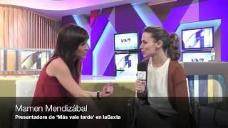 Entrevista a Mamen Mendizábal. 24 octubre 2012
