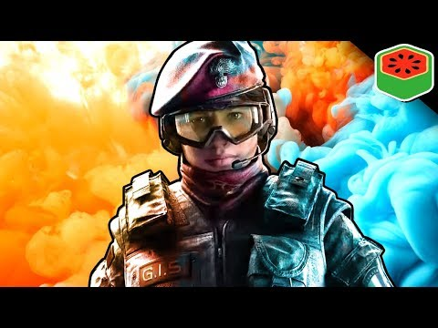 Seal Team Noobs V.S. Rainbow Six: Siege