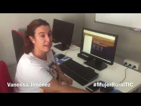 Mujeres Rurales TIC de Jubrique (Málaga) #MujerRuralTIC