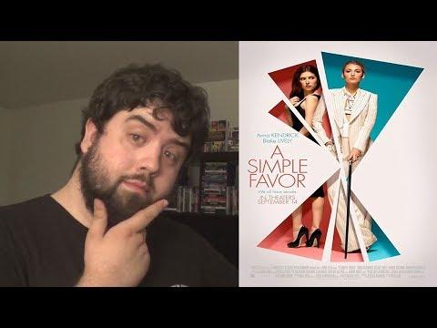 A Simple Favor - Review
