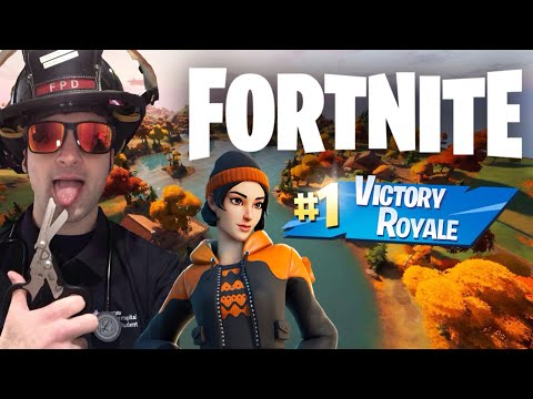 Why I Stopped Streaming Daily? 🚒🚑🚨 (Fortnite Chapter 2 Season 4 Victory Royale)