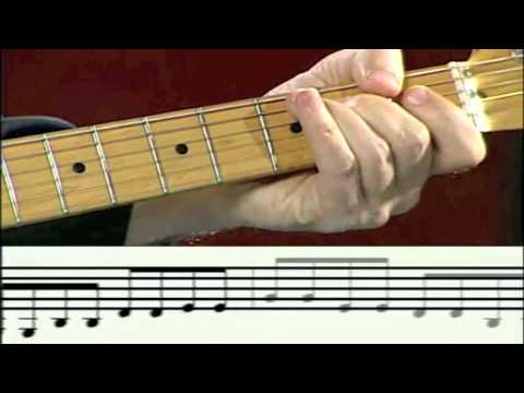 Learning Guitar Beginners Lesson (5) – Scarborough fair