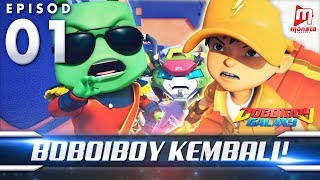 Video BoBoiBoy Galaxy EP01 | BoBoiBoy Kembali MP3, 3GP, MP4, WEBM, AVI, FLV Desember 2017