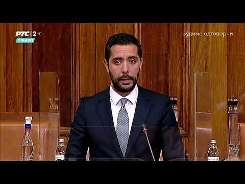 Postavljanje pitanja u Skupštini 29. 04. 2021. g. – Narodni poslanik Samir Tandir i odgovori ministara