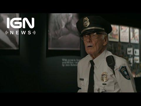 Marvel and Disney Release Statement Regarding Stan Lee's Death - IGN News видео