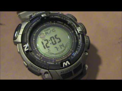 Casio PAW1500T-7V Review