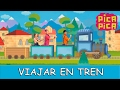 Pica -Pica - Viajar en Tren (Videoclip oficial) - YouTube