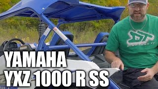 9. TEST RIDE: 2016 Yamaha YXZ1000R SS