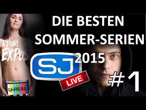 Die besten Sommer-Serien 2015: Wet Hot American Summer & Hand of God | Serienjunkies-LIVE  #1