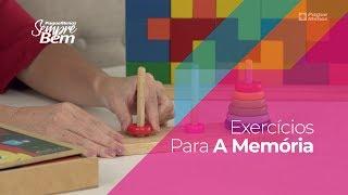 Exercícios Para Melhorar A Memória