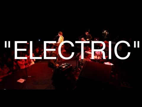 Atlas Genius - Electric (Live at Music Hall of Williamsburg)