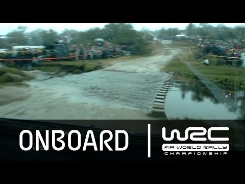 Onboard Kubica SS08: Rally Argentina 2014