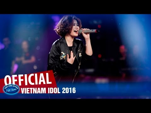 VIETNAM IDOL 2016 GALA 4 - I DONT NEED A MAN - THẢO NHI