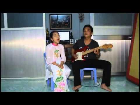 Bé Ngọc Ngân hát live cổ nhạc Niềm Đau