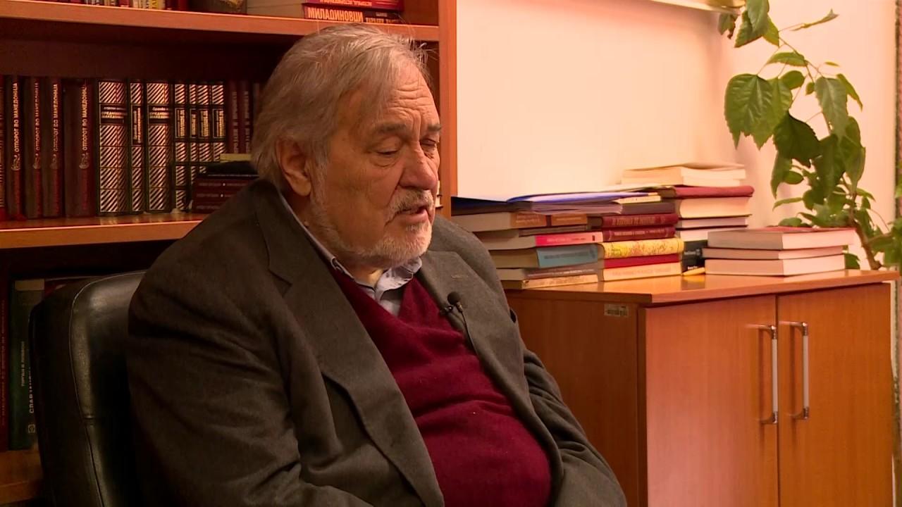 Интервју со турскиот историчар, професор Илбер Ортајли