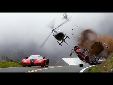 Last Race of Need For Speed Movie in Hindi Urdu