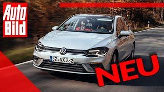VW Golf 8 (2019): Auto - Neuvorstellung - Mitfahrt by Auto Bild