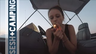 Smoking In The Middle Of A Lake by Silenced Hippie