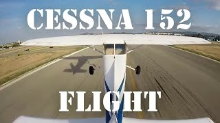 Sabadell Spain  city photo : Cessna 152 flight Sabadell, Spain (LELL)