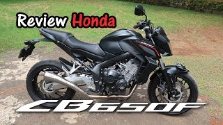 Download Lagu Review Honda CB650F 2014 Indonesia Mp3