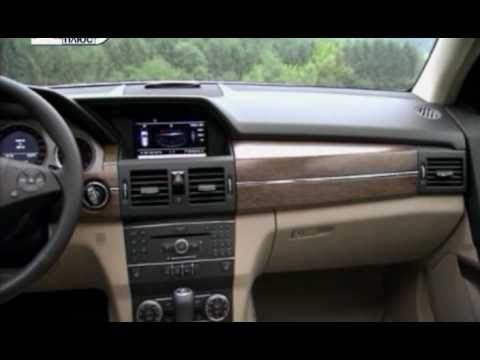 Mercedes-Benz GLK-class Тест  Mercedes Benz GLK