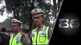 Video 86 Pengamanan Sebelum Pertandingan & Pengawalan Supporter Persib ke Gelora Bung Karno MP3, 3GP, MP4, WEBM, AVI, FLV Januari 2019