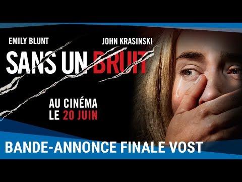 Sans Un Bruit - Bande annonce Finale VOST