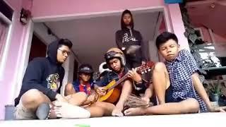 Cover lagu Virgoun Bukti. Kreatif lucu gokil