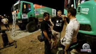 Iveco Dakar 2014  Stage 1