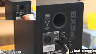 Download Lagu How to Connect a Subwoofer to Reference Monitor Speakers (Audio Interface) Mp3