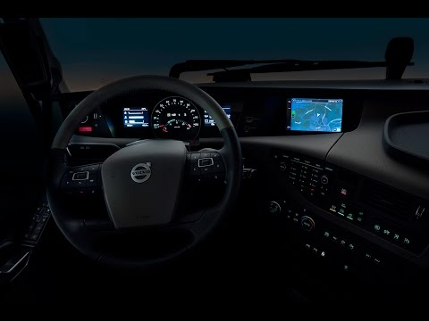 Volvo Trucks introduceert geïntegreerd systeem voor services en infotainment