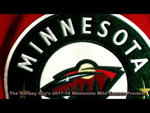 2017-18 Minnesota Wild Season Preview