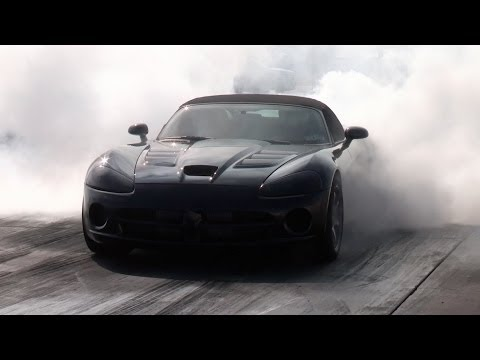 1300 hp Twin Turbo Viper