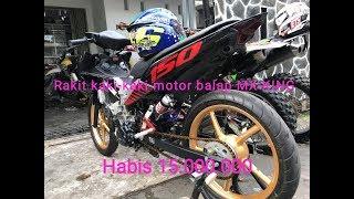 Video UNBOXING MOTOR MX-KING DAN SPAREPART RACING MP3, 3GP, MP4, WEBM, AVI, FLV Juni 2019