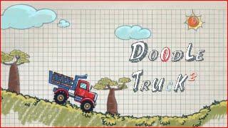 Doodle  Truck2 Level 7 Walkthrough