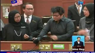 MAHKAMAH SIBER MULA BEROPERASI DI KOMPLEKS MAHKAMAH JALAN DUTA [1 SEPT 2016]
