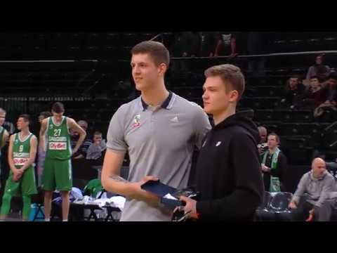 ANGT Kaunas MVP: Aleksandr Ershov, U18 CSKA Moscow