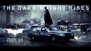 The Dark Knight Rises - All Posters