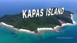 Marang Malaysia  City pictures : Scenery of Kapas and Gem Island, Marang, Terengganu, Malaysia (October 2016)